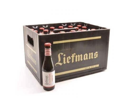 Bia Liefmans 3,8% - Chai 250ml