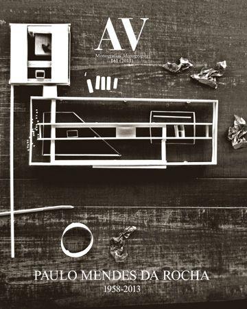 AV Monografías 161 - PAULO MENDES DA ROCHA.  Sumario: http://www.arquitecturaviva.com/es/Shop/Issue/Details/351 Biblioteca: http://kmelot.biblioteca.udc.es/record=b1179816~S1*gag