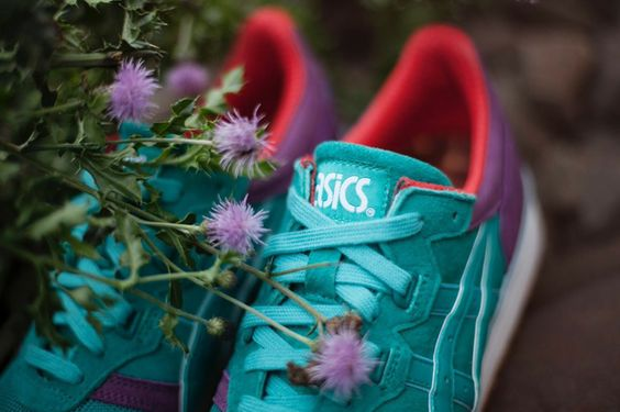 "#Hanon x #Asics Gel Epirus ""Glover Pack"" #sneakers"