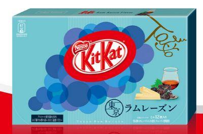 Nestle Tokyo Rum Raisin