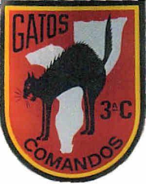3.ª Companhia de Comandos Moçambique