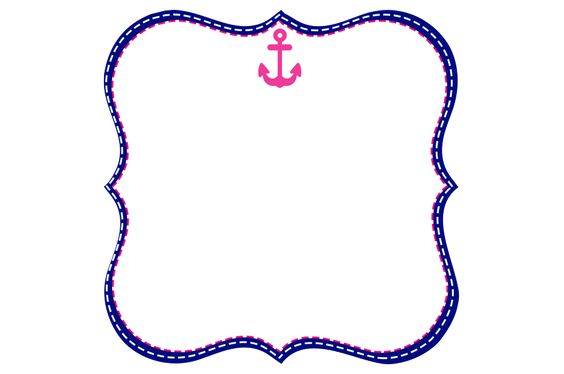 Frame Menina Marinheira