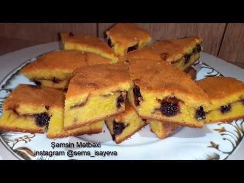 Asan Yupyumsaq Piroq Resepti Qatiqli Murebbeli Piroq Resepti Sirniyyat Resepti Pirog Youtube In 2021 Food Breakfast Muffin