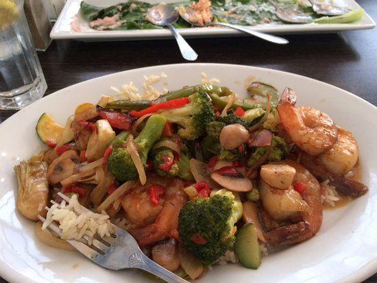 shrimp moussaka