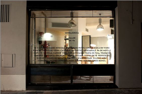 VINTAGE & CHIC: decoración vintage para tu casa [] vintage home decor: Una panadería con mucho encanto en Barcelona [] A lovely bakery in Barcelona