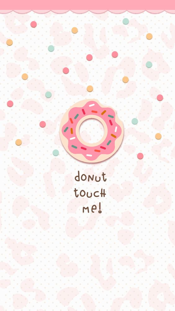 Donut Touch Android 5 Wallpaper. I ️ these‼️ Pinterest