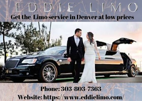 Hire The Best Limo Service In Denver Eddielimo Limo Limo Ride Airport Limo Service