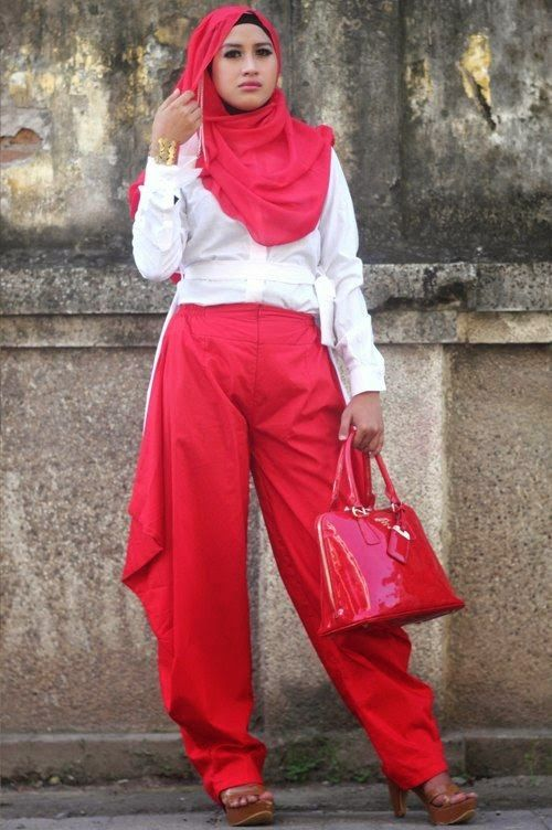 Desain Busana Muslim Remaja Terpopuler Desain Baju