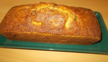 Heerlijke Sappige Cake Met Bananen Chocoladestukjes En Rum recept | Smulweb.nl
