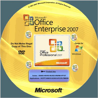 download microsoft office 2007 professional iso