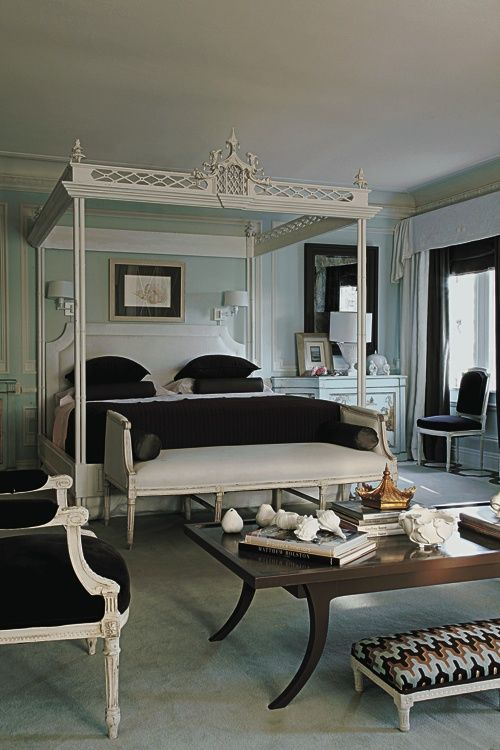 Dissecting The Details Bedrooms By Mary Mcdonald Deco Chambre