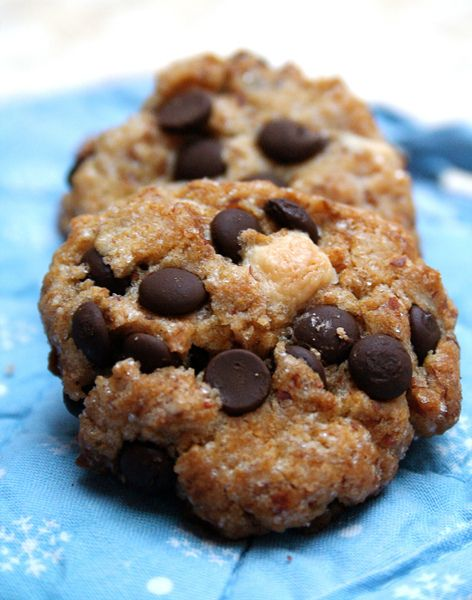 Almond and cashew nut cookies recipe
