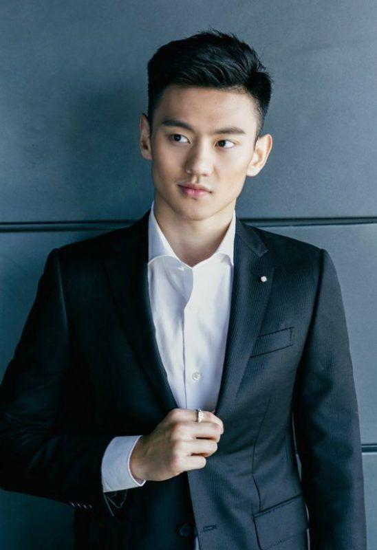 Asian Hairstyle Men Short Asian Men Hairstyle Asian Man Haircut Asian Haircut