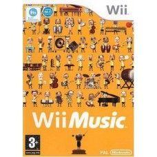 Wii Music for Nintendo Wii from Nintendo (RVL-R64P-UKV)