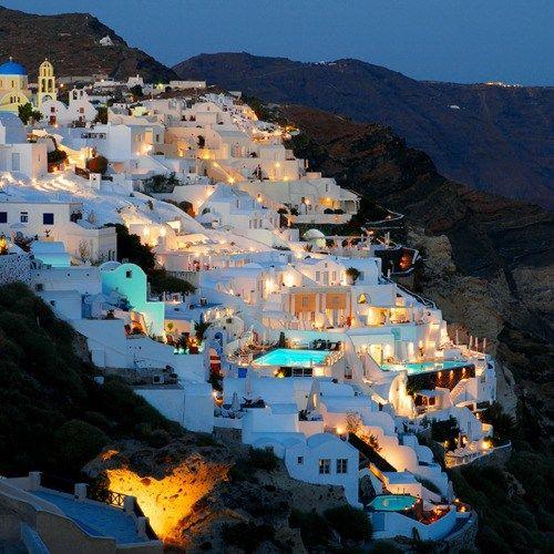 Santorini, Greece.. Bucketlist :)