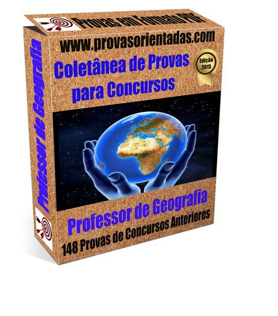 Coletânea Provas para Concursos - Professor de Biologia