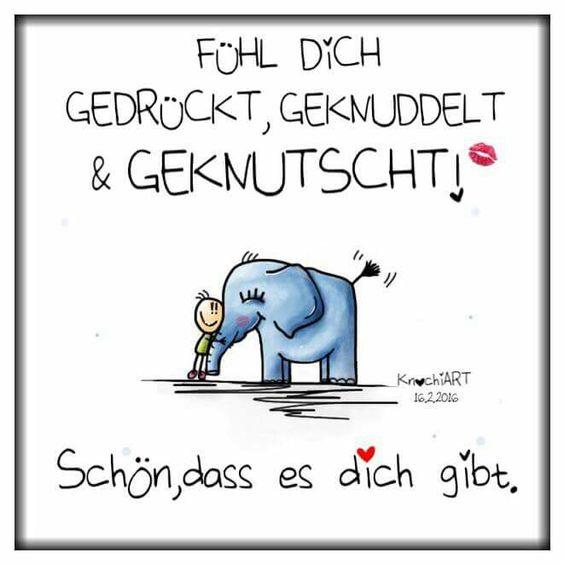 11 Best Images About Schön Das Es Dich Gibt On Pinterest | Cartoon,  Children And Each Other