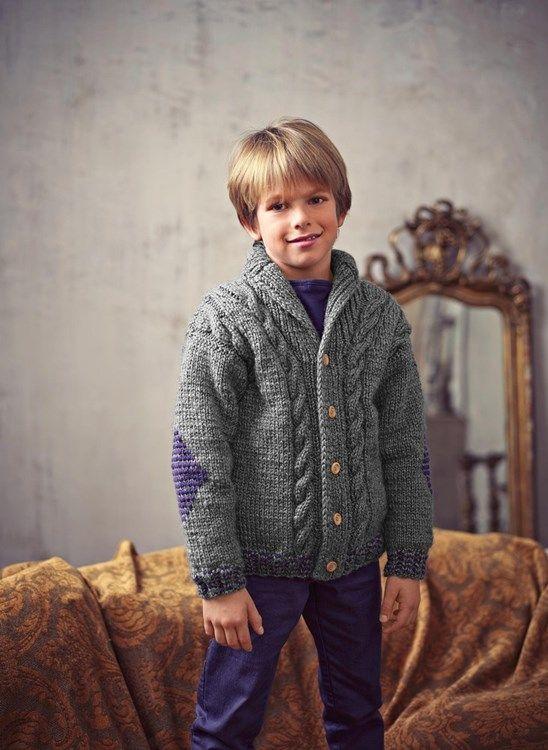 Goede Breipatroon Vest met sjaalkraag | Vest, Vest patroon, Cardigan OX-09
