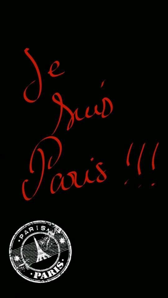 Je suis Parisien !