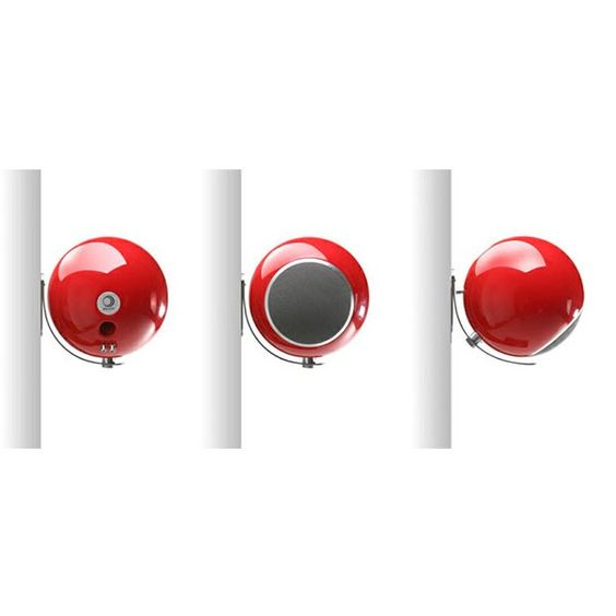 ELIPSON Wall Mount Planet L -  The Planet L wall mount support build in brushed aluminium will enable you to point your speaker in any direction you want, from left to right, to up and down.