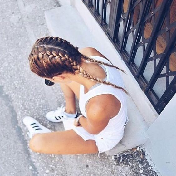 Boxer braids: How to Create Hollywoods New Favourite Hairstyle: