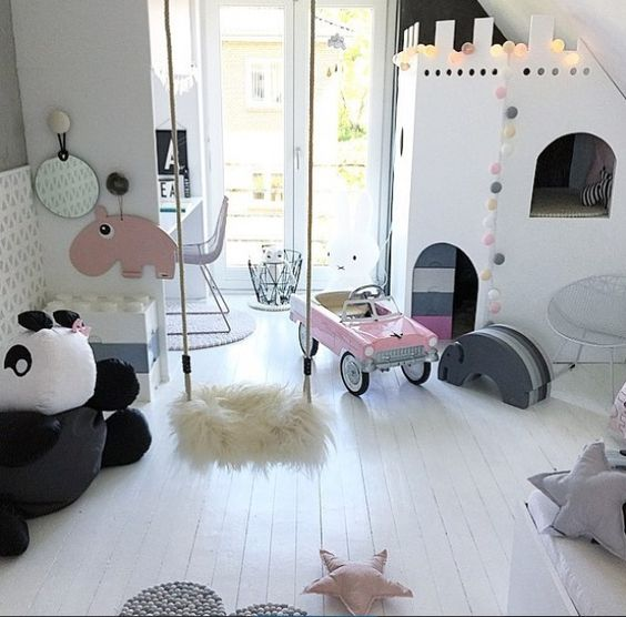 Fabulous playroom: