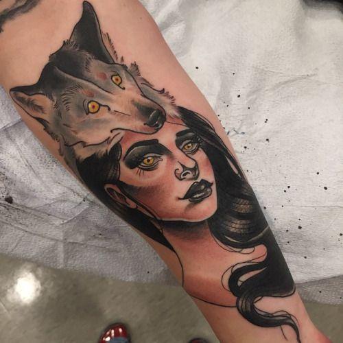 Brilliant Tattoo by Torie Larson