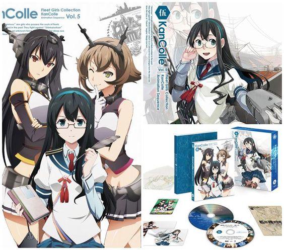 艦隊これくしょん -艦これ- 第5巻 Blu-ray Disc 限定版