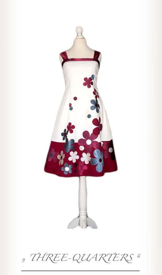 Brautkleider - Maedow - Brautkleid - ein Designerstück von three-quarters bei DaWanda