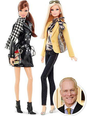 Barbie, Tim Gunn   wapisimo