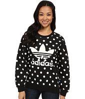 adidas Originals  Dots AOP Trefoil Sweatshirt