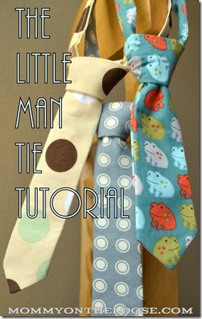 How to Make Your Own Tie