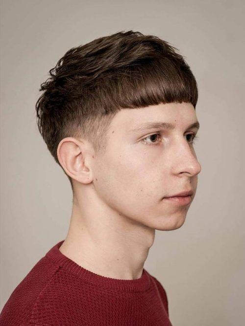Image Result For Double Cowlick Hairstyles Male Hair