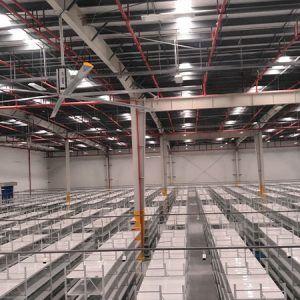 Hvls Fan For Factories Hvls Fan Supplier Manufacturer Rtfans In 2020 Ceiling Fan Industrial Ceiling Fan Industrial Ceiling