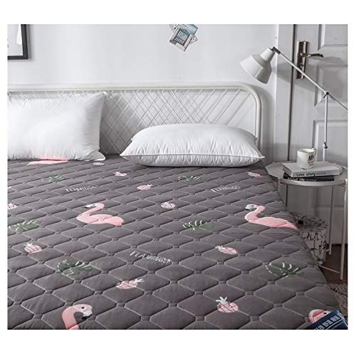 Yangliyu Mattress Topper Microfiber Mattress Topper Student Dormitory Single Soft Mattress 5cm Thickness Four Seasons In 2020 Soft Mattress Mattress Student Dormitory