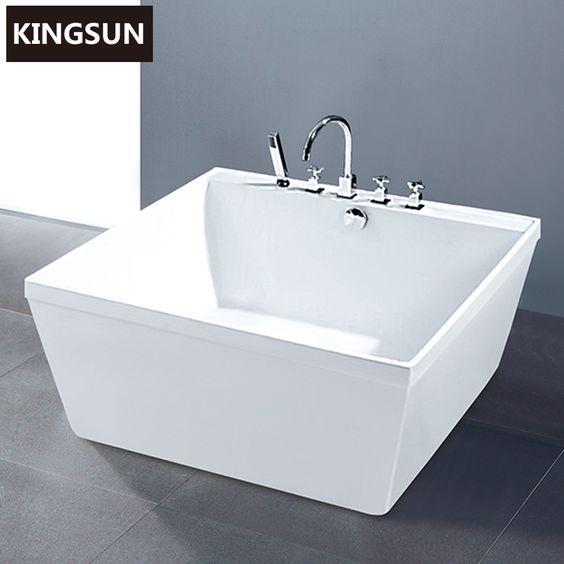 Luxuriöse Royal modernes design acryl weiß badewanne quadratisch, klein-Bild-Badewanne-Produkt ID:536037295-german.alibaba.com