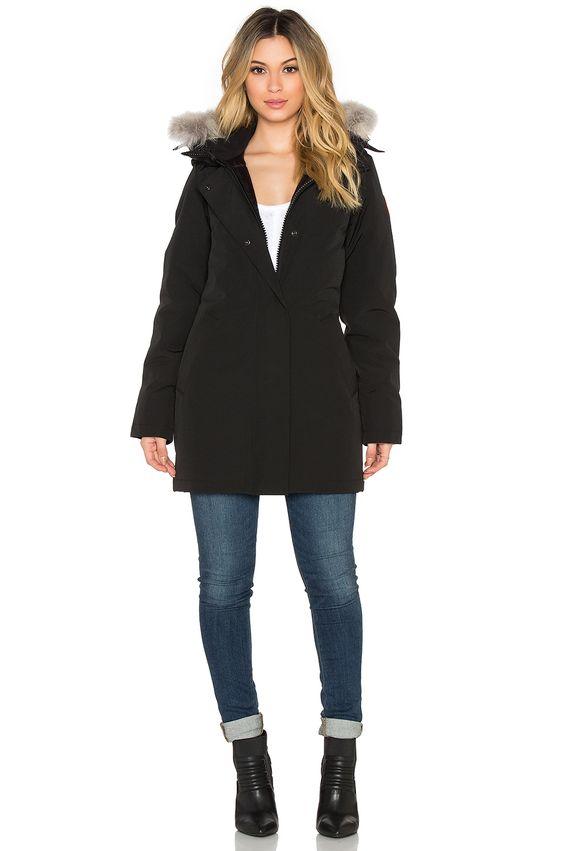 Canada Goose jackets replica shop - CANADA GOOSE Victoria. #canadagoose #cloth #victoria   Canada ...