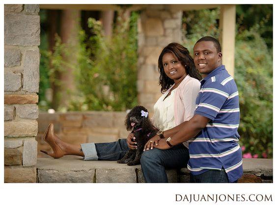 Raleigh Engagement Photos | Ricky & Maude