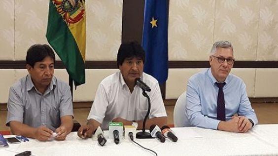 Consejo marítimo boliviano se reunirá el jueves para evaluar juicio contra Chile…