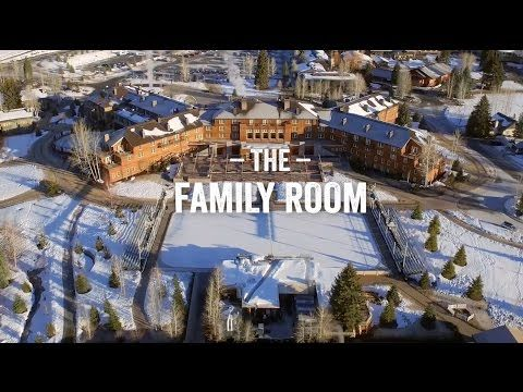 The Family Room - Sun Valley, Idaho - YouTube | Bring the whole family to Sun Valley, Idaho this winter! There's something for everyone.