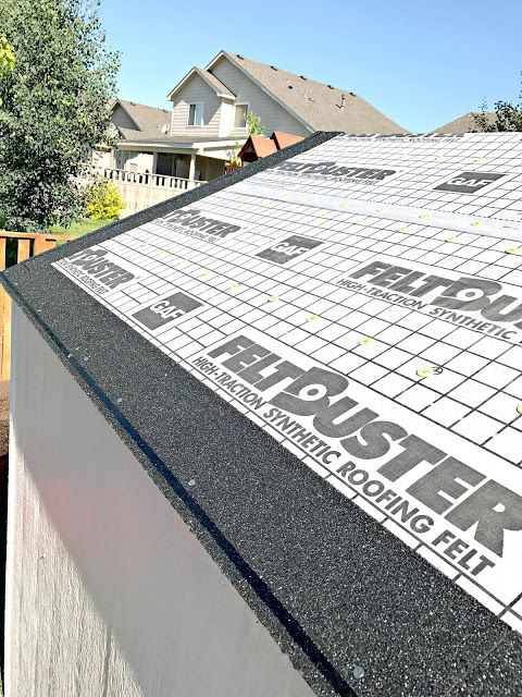 Easy Guide To Roofing Roofeditmyself Ad Roofing Roofing Felt Roofing Supplies