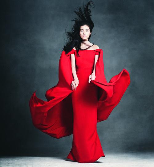 Art Of Fashion Spring 2014, Ralph Lauren.