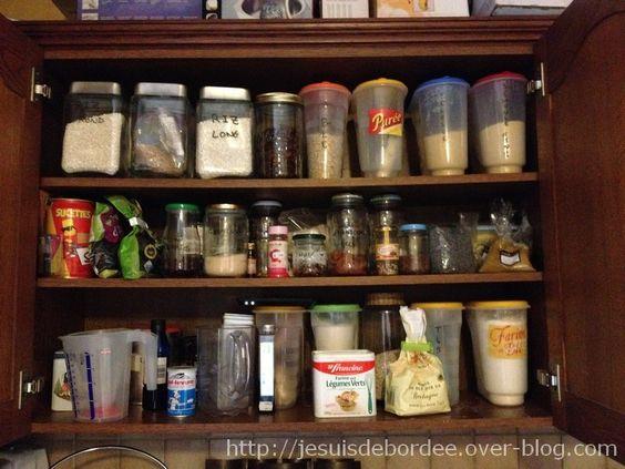 1000 id es sur le th me organisation des provisions de - Comment organiser sa cuisine ...