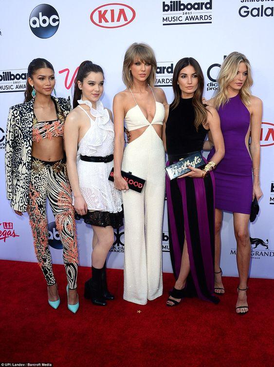 Jennifer Lopez and other stars glitter at the Billboard Music Awards