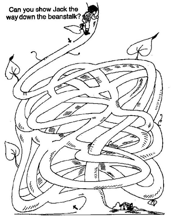 Free printable mazes, grouped by difficulty. Many of them could be ...