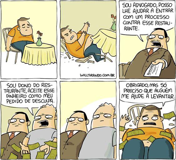 Satirinhas - Quadrinhos, tirinhas, curiosidades e muito mais! - Part 208