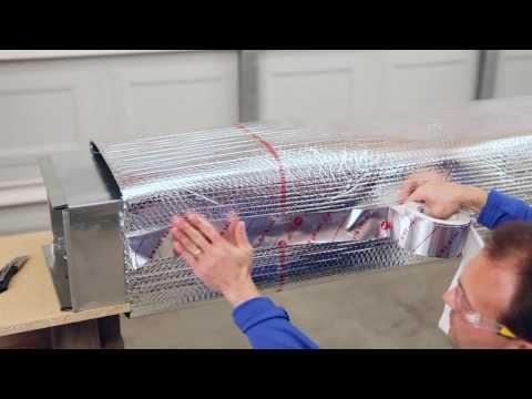 Hvac Ducts Pro Installer Hvac Duct Hvac Diy Insulation