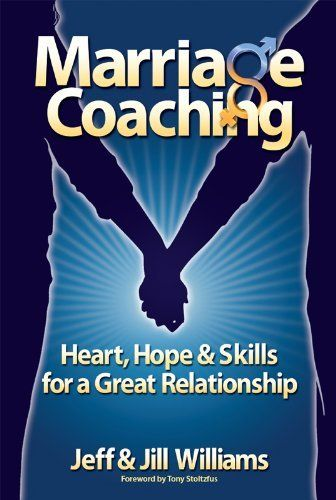 Marriage Coaching: Heart Hope and Skills for a Great Relationship by Jeff and Jill Williams. $11.03. 234 pages https://twitter.com/NeilVenketramen