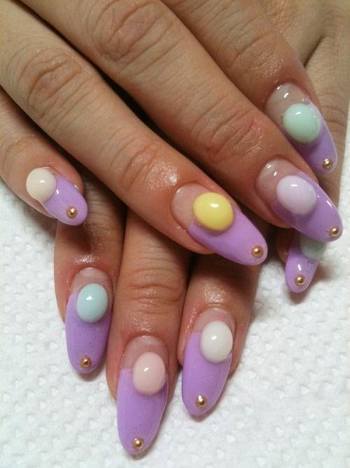 blob nails