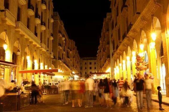 Beirut downtown Lebanon♡